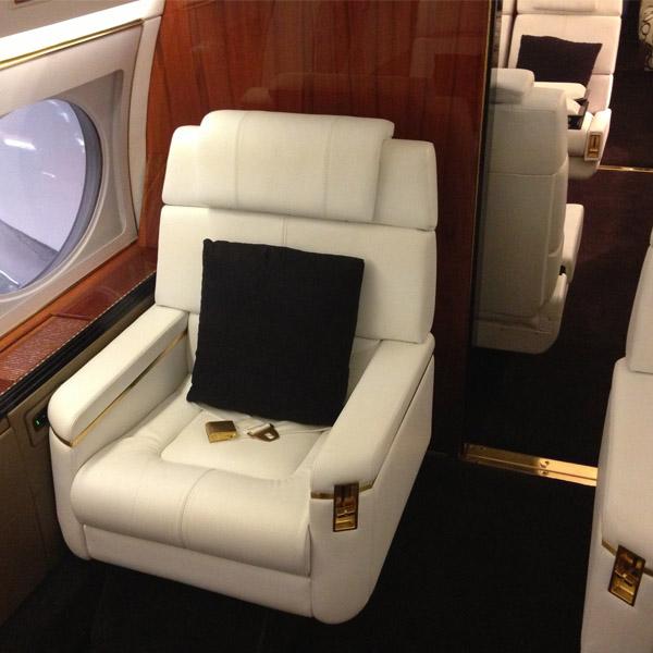 Gulfstream G4 Interior